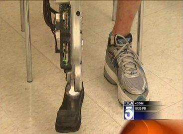 New Technology Allows Amputee to Control Artificial Leg Using ... | Brain control | Scoop.it