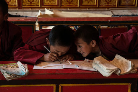Tibetans Fight to Salvage Fading Culture in China | IELTS, ESP, EAP and CALL | Scoop.it
