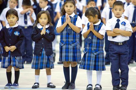 Catholic schools' secret:love | Just a Plain Jane Catholic | Scoop.it