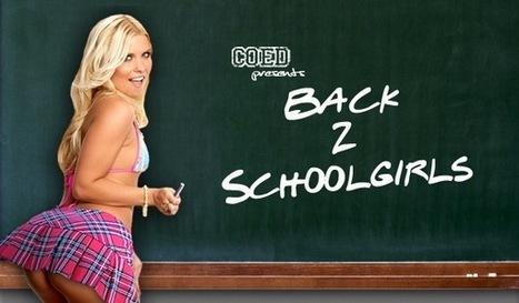 Sexy Back 2 Schoolgirl Babes [78 PHOTOS]   Love & Health Gossip Hub   Scoop.it