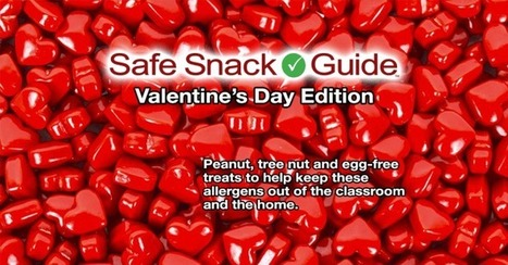 Update to Safe Snack Guide: Valentine's Day 2016 Edition | Food Allergy | Scoop.it