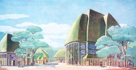 L'histoire retrouvée de la pagode du bois de Vincennes | Paris, son histoire | Scoop.it