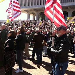 Thousands of gun rights supporters rally in Albany, NY against SAFE Act | Restore America | Scoop.it