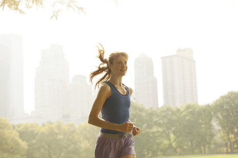 6 Ways To De-Stress Through Exercise | Unplug | Scoop.it