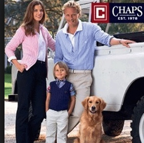 Sophistication blended in style – Chaps | Amazing Fashions and Deals | Scoop.it
