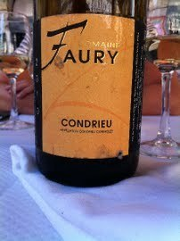 Domaine Faury Condrieu 2010 Reviews and Comments | Corkbin | oenologie en pays viennois | Scoop.it