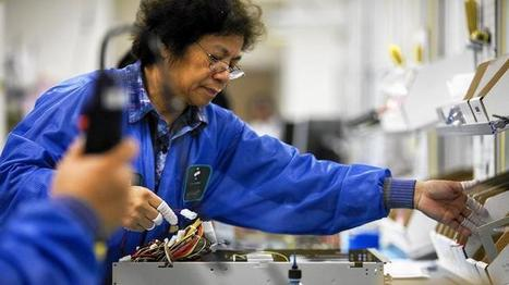 Manufacturing slower to grow in California than elsewhere in U.S. | California | Scoop.it