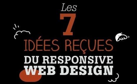 Les 7 idées reçues sur le Responsive Web Design | eTourisme - Eure | Scoop.it