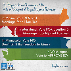 Be Prepared - Know how to vote in your state to... | LGBT Times | Scoop.it