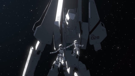 Netflix's first original anime series 'Knights of Sidonia' debuts July 4th   social tv   Scoop.it