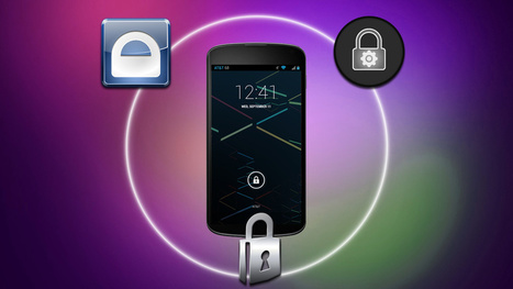 Three Ways to Improve Your Android's Lock Screen Security | Technology | Scoop.it