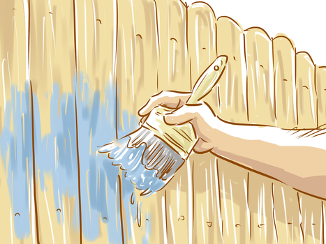 How to Build a Wood Fence? | Useful Sites about Timber fencing | Scoop.it