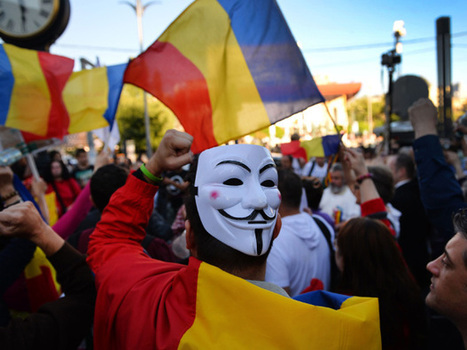 Rosia Montana gold mine protests may have been manipulated by 'eco-anarchists': Romania   Mining   Scoop.it