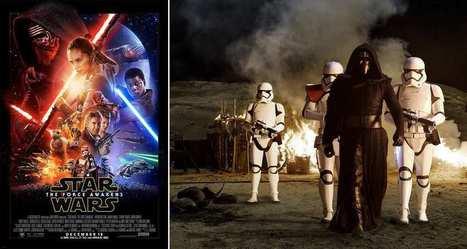 Star Wars: le film de tous les records   Film adhésif   Scoop.it