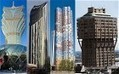 Are these the ugliest buildings in the world ? | Telegraph | Looks -Pictures, Images, Visual Languages | Scoop.it
