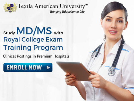 What After MBBS? | Texila Health plus | Scoop.it