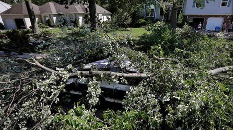 Northeast, Mid-Atlantic Severe Weather Kills 2; More Than 250,000 Still Without Power | Weather And Disasters | Scoop.it