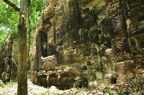 Maya Cities Rediscovered in the Yucatan - Archaeology Magazine | Ancient History | Scoop.it