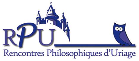 Rencontres philosophiques d'uriage 2018