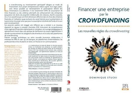 «Financer une entreprise par le crowdfunding» récompensé par un Jury de professionnels   Tendances gastronomiques et innovations culinaires   Scoop.it