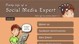 Day in the Life of a Social Media Experts [INFOGRAPHIC] | Social Media Today | social network analysis | Scoop.it
