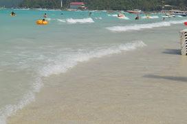 Discover Thailand's White Beaches: Ta Waen Beach, Koh Larn, Thailand | Travel Hotspot In Thailand | Scoop.it