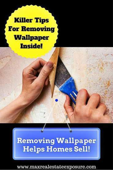 How to Remove Wallpaper When Selling a Home | Texas Lots and Land | Scoop.it