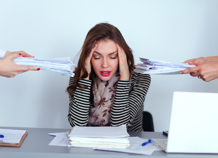 How to Manage Stress At Work During a Busy Period | Mindfulness Community | Scoop.it