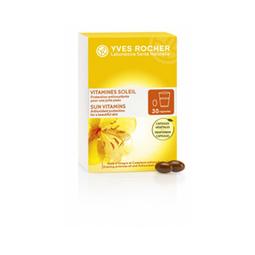 Protectyl Vegetal - Vitamines Soleil - YVES ROCHER - Beauté Addict | Univers des compléments alimentaires | Scoop.it