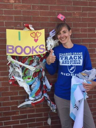 The Hilarious Way One School Librarian Achieved 100% Book Returns (Almost) | School Libraries and the importance of remaining current. | Scoop.it