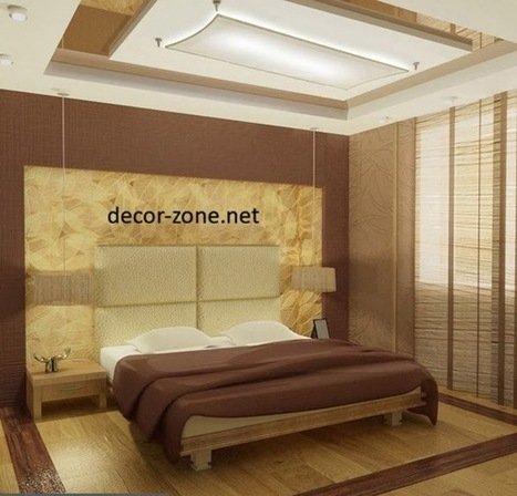 False ceiling designs for bedroom 20 ideas for International decor false ceiling