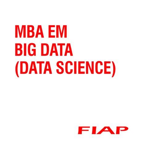MBA em Big Data (Data Science) | bigdata | Scoop.it