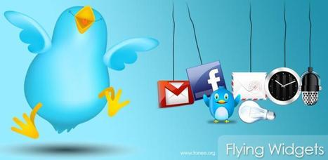 Flying Widgets - Android Market | Android Apps | Scoop.it