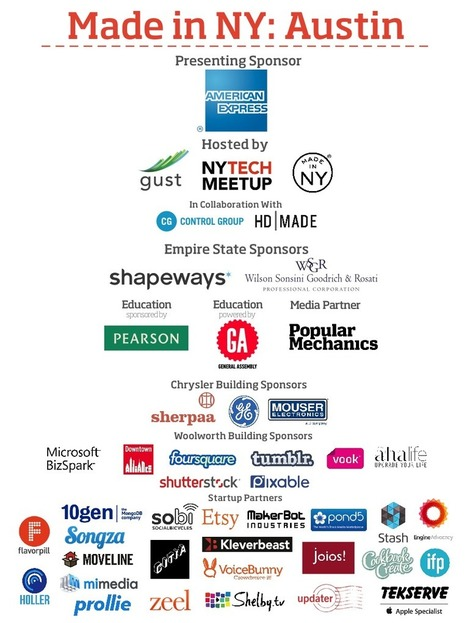 Welcome to NYTM - New York Tech Meetup | Silicon Alley Musings | Scoop.it