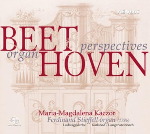 (parution) Découverte de Beethoven organiste avec Maria-Magdalena Kaczor | Muzibao | Scoop.it