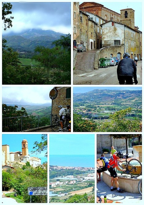 Cycling Italy: Ascoli Piceno to Pedaso | Active Commuting | Scoop.it