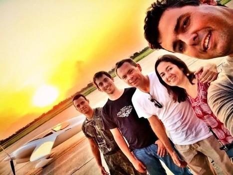 Brasil que Dá Certo: avião da UFMG bate recordes de velocidade | Heron | Scoop.it