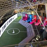 NIKE Football Stadium Installation - Poland - ADDICTED TO RETAIL | Retail & Brands | Scoop.it