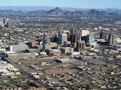 Phoenix witness claims orb UFOs often seen over city skies | MN News Hound | Scoop.it