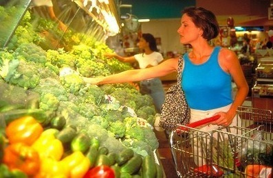In store shopping experience still trumps Internet | New Media and ... | Planogramming in the Grocery retail environment | Scoop.it
