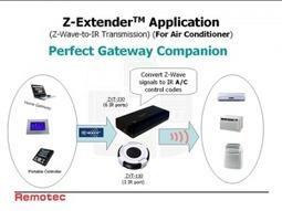 Extender Z-Wave Infrarouge | Domotique Info | Domotique Info | Scoop.it