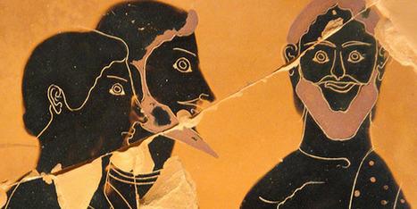 Les morts insolites dans l'Histoire (Antiquité) | SandyPims | Scoop.it