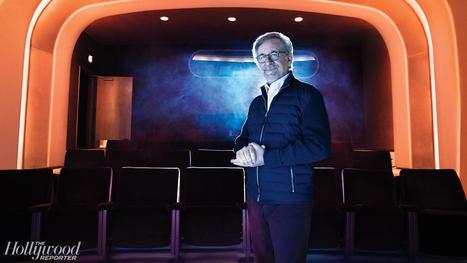 Disney and more's Facebook Wall: An excellent and not-to-be missed Steven Spielberg article and interview in The Hollywood Reporter right here:<br/>http://www.hollywoodreporter.com/features/steven-spie...   News All Worlds   Scoop.it