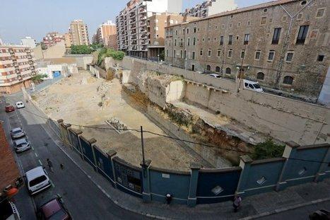 El Ayuntamiento proyecta un Centre Cívic en una esquina del Teatre Romà | LVDVS CHIRONIS 3.0 | Scoop.it