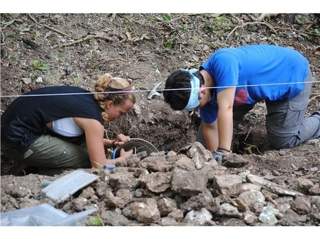Teens dig Mayan culture - Huntersville Herald | mayans | Scoop.it