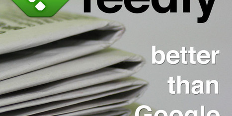 Unofficial Guide To Feedly: Better Than Google Reader | BYOD and AT | Scoop.it