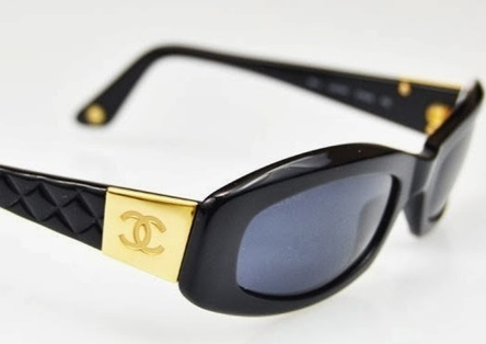 Beautyfineprint: Craving this week-90's Chanel sunglasses | Fashion | Scoop.it