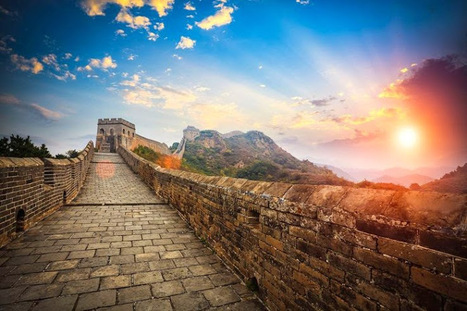 Fantastic photo of the Jinshanling Great Wall. | GreatWallonedayTour | Scoop.it