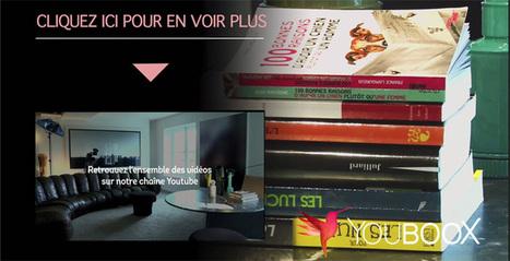 Youboox Channel: une chaîne vidéo dédiée aux livres numériques | Bienvenue dans l'ère du numérique ! | Scoop.it