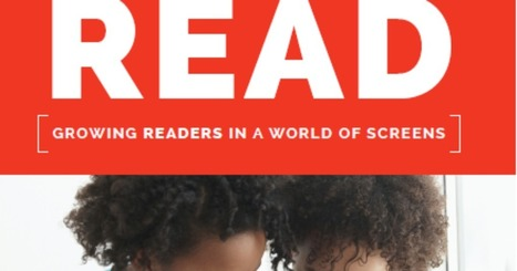 Is tech hampering kids' reading? Authors say it's not that simple | Edtech PK-12 | Scoop.it